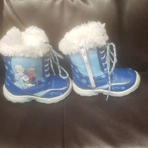 Disney Shoes - Disney FROZEN Kids Boots